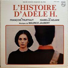 L'HISTOIRE D'ADELE H / SOUNDTRACK / MAURICE JAUBERT / NIPPON PHONOGRAM JAPAN