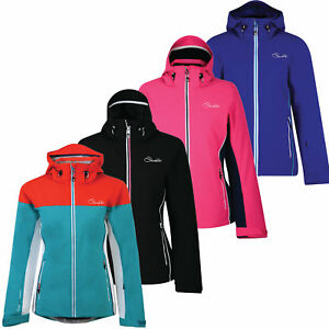 Dare2b-Invoke-II-Ski-Jacket-Womens-Waterproof-Breathable-Coat