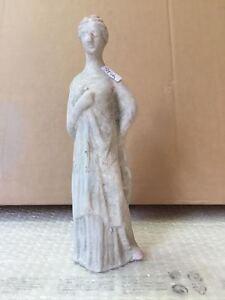Riproduzione STATUA TERRACOTTA 23 cm ST04 scultura greco-arcaico romana antica