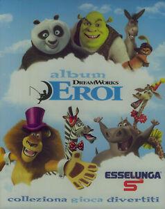 Cards-Stickers-E-Tatuaggi-Mancanti-ESSELUNGA-DreamWorks-Eroi-2012
