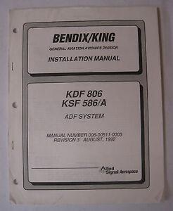 bendx king kdf 806 ksf 586 a adf system original installation manual rh ebay com Gutter Installation Guide Installation Guide
