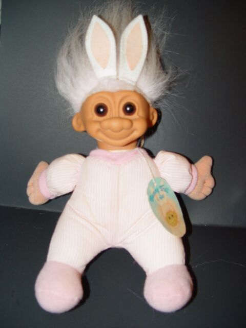 RED HAIRED NAKED TROLL - 5 Russ Troll Doll - NEW IN