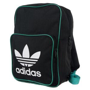 a22808f06 La imagen se está cargando Mini-Mochila-Escolar-Entrenamiento-Adidas-Deporte -Bolsa-De-