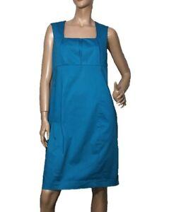 RAFAELLA-SIZE-16-COTTON-BLEND-SHIFT-DRESS-AS-NEW-WORK-DINNER