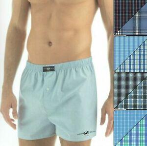 2er Pack Boxershorts Harvey Miller Polo Club Herren Set Unterwäsche Unterhose