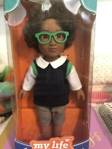 School Boy ***NEW*** My Life As 7-inch Mini Doll