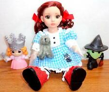 """Patsy as Dorothy +Witches+Toto OOAK Tonner 10"""" Doll Wizard of Oz Goodreau Box"""
