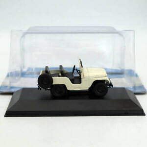 IXO-1-43-IKA-Jeep-1956-Diecast-Models-Limited-Edition-collection-jouets-voiture-garcon