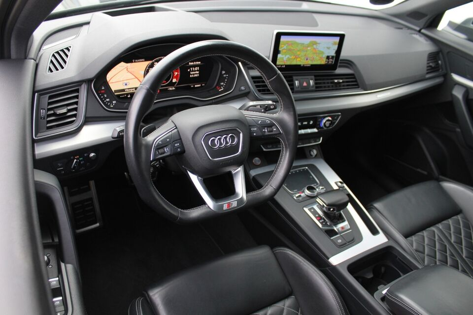 Audi SQ5 TFSi quattro Tiptr.