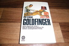 Ian Fleming -- James Bond 007 / GOLDFINGER // phoenix shocker in 1. Auflage 1967