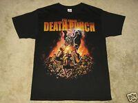 Five Finger Death Punch Purgatory S, M, L, Xl, 2xl Black T-shirt