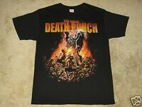 Five Finger Death Punch Purgatory S, M, L, Xl, 2xl Black T-shirt