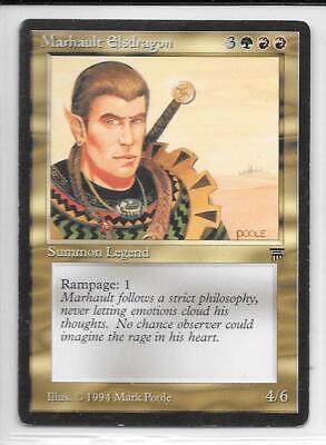Marhault Elsdragon Legends NM Uncommon MAGIC THE GATHERING MTG CARD ABUGames