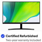 "Acer K243Y - 24"" Monitor Full HD 1920x1080 IPS 75Hz 1ms 250Nit HDMI"