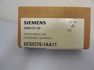 Siemens Simatic S5 EPR0M - Modul 6ES5 376-1AA11 und 373-1AA41 - Münster, Deutschland - Siemens Simatic S5 EPR0M - Modul 6ES5 376-1AA11 und 373-1AA41 - Münster, Deutschland