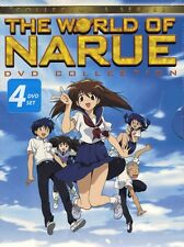 The World of Narue Box Set Collection  - Central Park Media region 1 anime