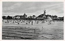 Ostseebad Swinemünde / Świnoujście Kurhaus Feldpost Postkarte 1941