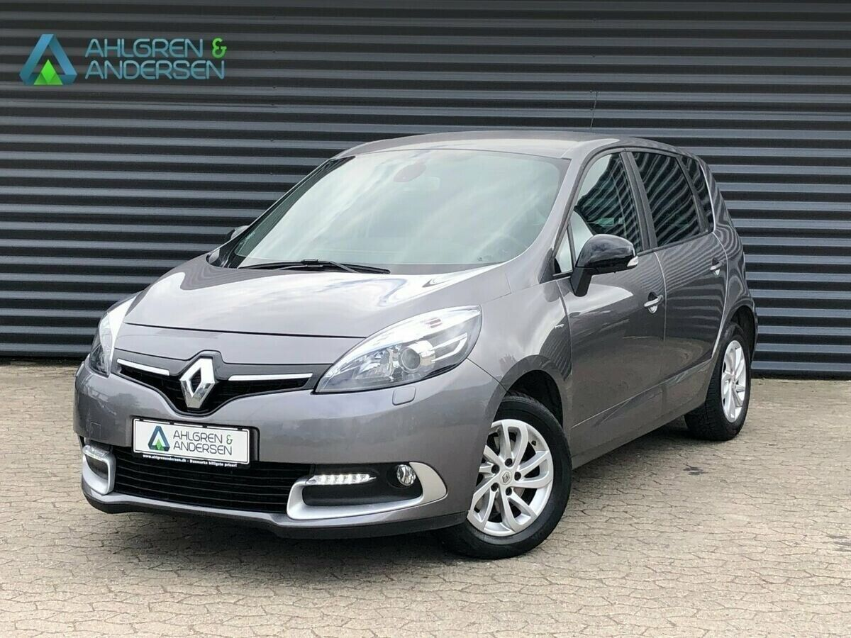 Renault Scenic III 1,5 dCi 95 Limited Edition 5d