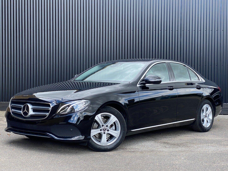 Mercedes E200 2,0 Avantgarde aut. 4d - 395.000 kr.