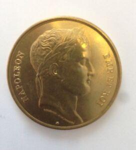 Médaille Napoléon Empereur Roi Annonces Dachats Et De Ventes