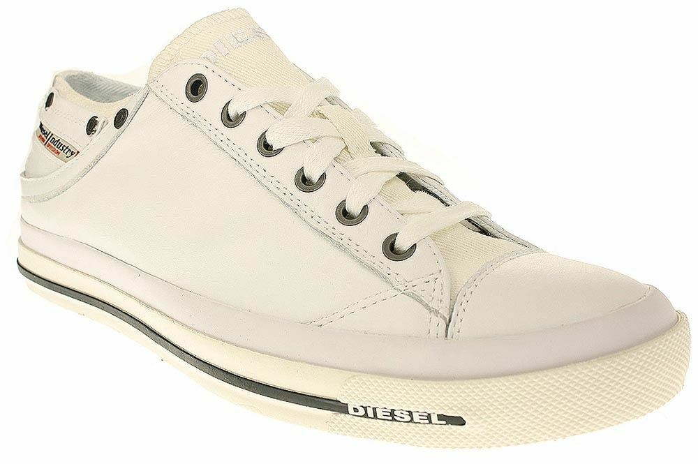 Diesel imanes exposure low I-caballero zapatos zapatillas-y00321 pr052-t1003