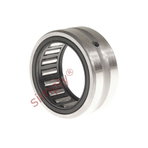 RNA4905 Needle Roller Bearing With Flanges Without Shaft Sleeve 30x42x17mm