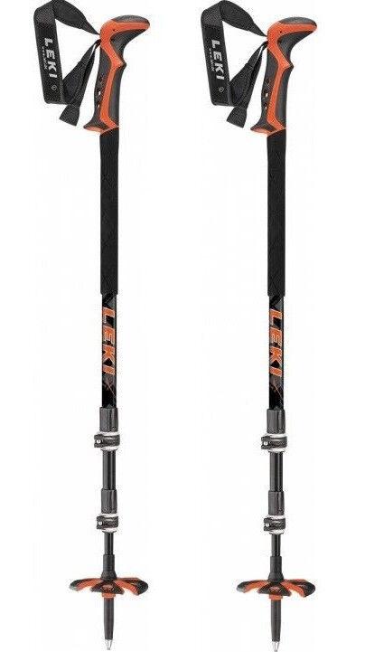 Varillas Estación de esquí telescópicos Alpinismo Trekking Raquetas de nieve