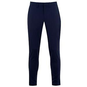 Skechers-Mens-Aguila-Pantalones-Pantalones-Pantalones-Cremallera-tramo-impresion-de-golf