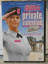 Item 3 Private Valentine: Blonde U0026 Dangerous (DVD, 2009) RARE JESSICA  SIMPSON BRAND NEW  Private Valentine: Blonde U0026 Dangerous (DVD, 2009) RARE  JESSICA ...