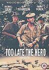Too Late The Hero (DVD, 2007)