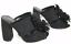 Ladies-Shoes-Black-M-amp-S-Faux-Suede-Mules-Insolia-UK-4-5-37-5-US-6-5-BNWT-Marks thumbnail 5