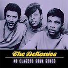 40 Classic Soul Sides by The Delfonics (CD, Jul-2016, 2 Discs, Real Gone Music)