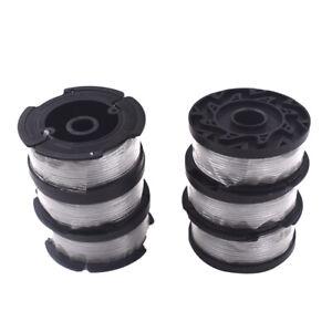 """6Packs BLACK+DECKER AF-100-3ZP 30ft .065/"""" Line String Trimmer Replacement Spool"""