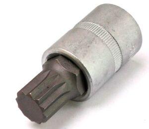 """LLAVE DE VASO XZN M16 12 PUNTAS PARA CARRACA 1//2/"""""""