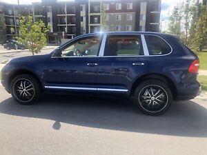 2010 PORSCHE Cayenne Sport AWD 143890 Kms ONLY.
