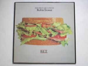 NEW-CD-Album-Robin-Trower-BLT-Mini-LP-Style-Card-Case
