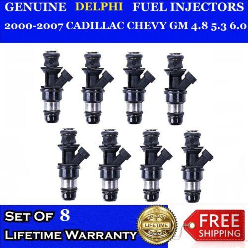 8x ADD PERFORMANCE OEM 4 Hole fuel injectors 2000-2006 Chevrolet Tahoe 5.3L 4.8L