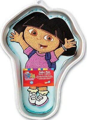 Dora The Explorer Nick Jr. Wilton Cake Pan w/ Inserst ...