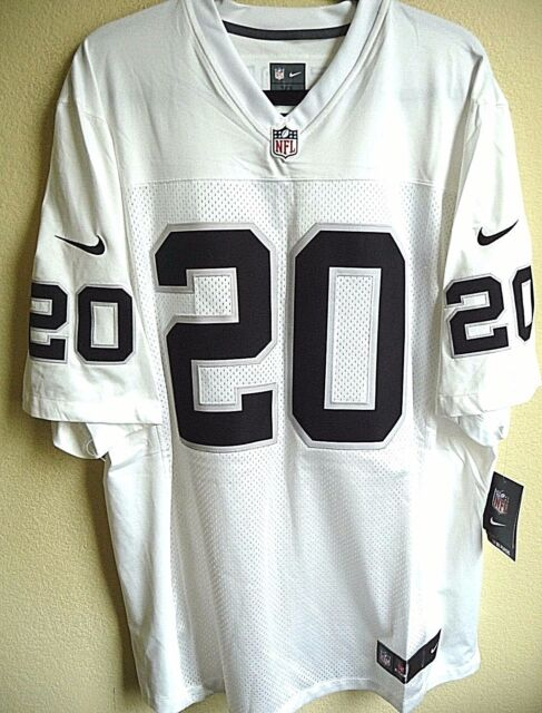 NFL Nike Oakland Raiders Football Darren McFadden  20 Limited Jersey XL NWT 6990ef609