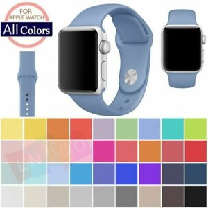 Replacement-Silicone-Wrist-Bracelet-Sport-Band-Strap-For-Apple-Watch-42mm-38mm