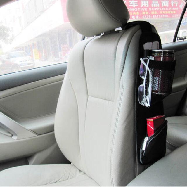 Car Accessory Seat Side Storage Organizer Interior Multi Use Bag Holder Pro AU