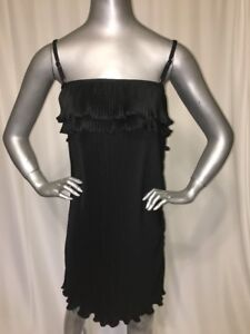 630674f936ae5 Image is loading Juicy-Couture-Pleated-Bathingsuit-Cover-up-Dress-Size-