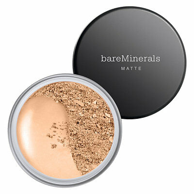 bareMinerals Matte Foundation SPF 15 6g [Pick From 30 Shades] + FREE SHIPPING