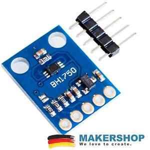 Light Sensor bh1750 Module i2c Bus Arduino gy-302 Brightness Sensor Raspberry Pi