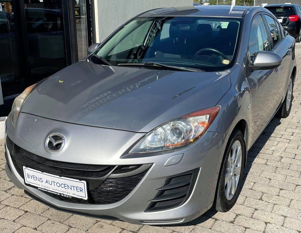 Mazda 3 1,6 Premium 4d