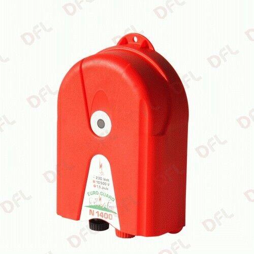 Elettrificatore N1400 a corrente per recinto J 1,5 V 10000 per cavalli bovini
