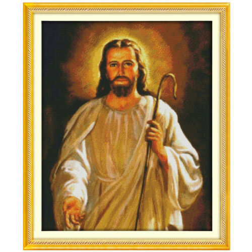 New 5D Diamond Painting Full Drill Diamond Rhinestones the Jesus