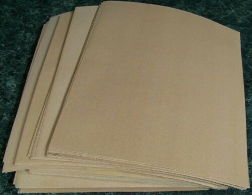 "80 grit 25//sleeve Brilliant Abrasives  9/"" x 11/"" Aluminum Oxide Sheets"