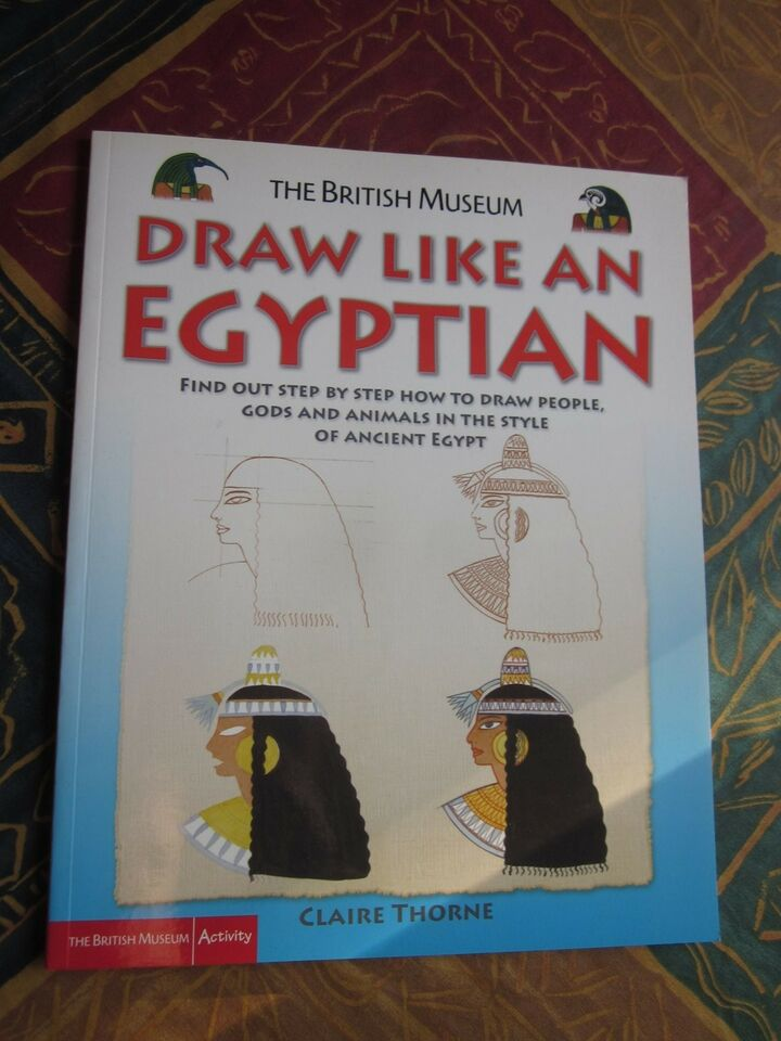 Draw Like an Egyptian, Claire Thorne, emne: anden kategori