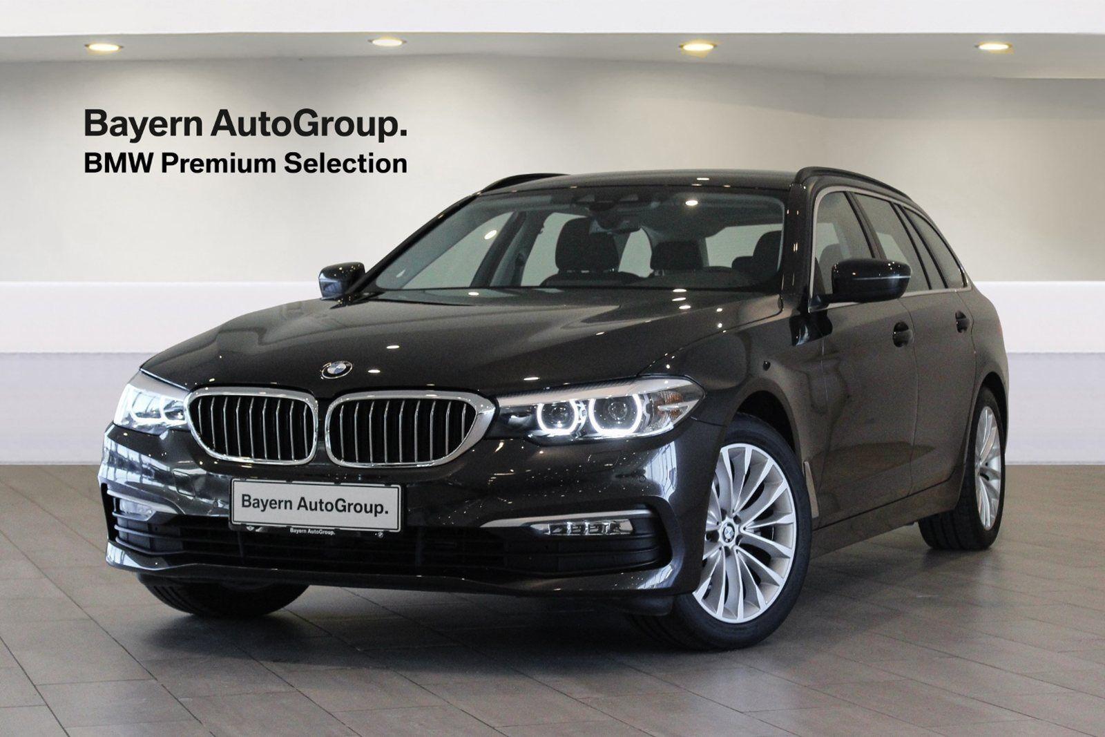 BMW 520d 2,0 Touring aut. 5d - 6.395 kr.